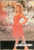 Kylie Minogue - 'The Locomotion' Postcard